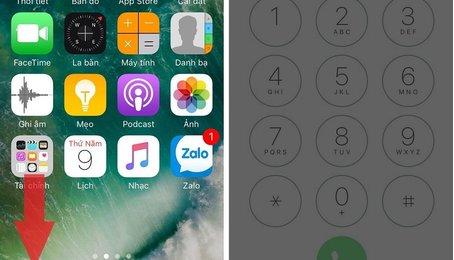 Cuộc gọi ẩn danh, ẩn cuộc gọi trên điện thoại iPhone iPad