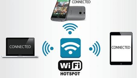 Phát Wifi trên iPhone iPad, sử dụng Wifi Hotspot trên điện thoại iPhone iPad