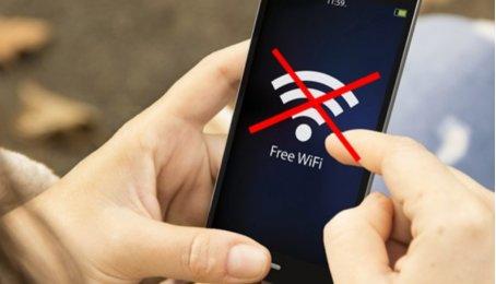 Không bật được Wifi trên điện thoại Android, điện thoại Samsung, Xiaomi, Huawei...