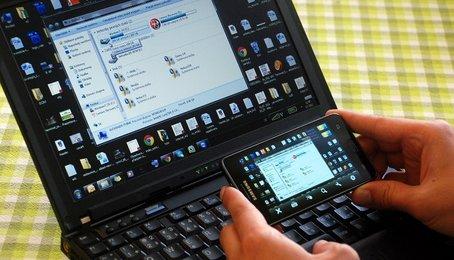 Điều khiển máy tính từ xa bằng điện thoại iPhone, điều khiển máy tính từ xa bằng điện thoại Android