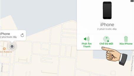Find my iPhone là gì? tìm lại điện thoại iPhone khi bị mất, định vị vị trí iPhone của bạn