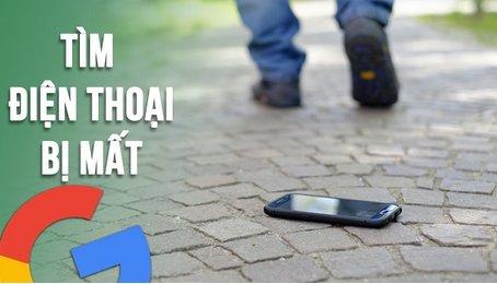 Tìm điện thoại Huawei bị mất, vô hiệu hóa điện thoại Huawei từ xa, xóa dữ liệu trên điện thoại Huawei bị mất