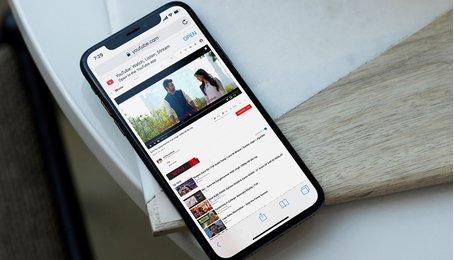 Cách phát video Youtube khi tắt màn hình iPhone iPad, bật nhạc Youtube khi iPhone iPad tắt màn hình
