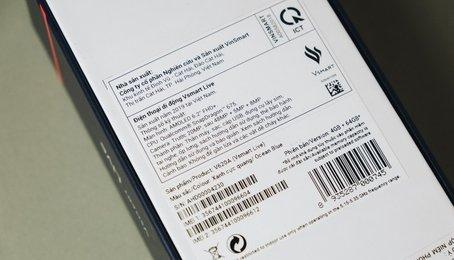 Vsmart Live bị tố là một phiên bản của điện thoại Meizu. Vsmart nói gì?