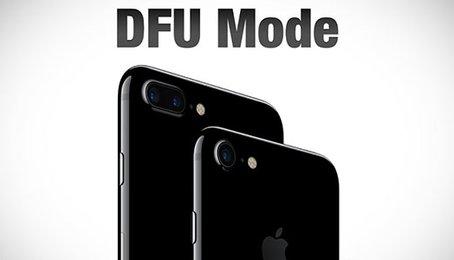 Chế độ DFU là gì? tìm hiểu về DFU? đưa iPhone về chế độ DFU để thay đổi Firmware