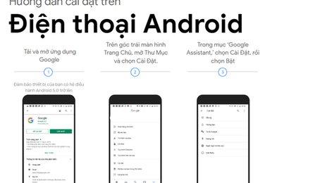 Cài đặt lại ứng dụng cho điện thoại Android, đặt lại cài đặt ứng dụng trên điện thoại Android