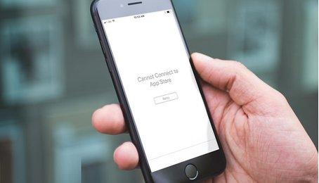 Không cài được ứng dụng cho iPhone iPad, không tải được ứng dụng tren iPhone iPad, không cài được Games trên iPhone iPad