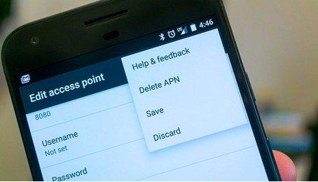APN là gì? cách cài đặt APN trên điện thoại, cấu hình cài đặt điểm truy cập APN