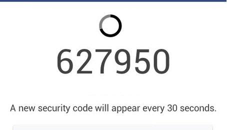 Trình tạo mã trên Facebook, cách lấy mã bằng trình tạo mã trên Facebook, Generator Code Facebook