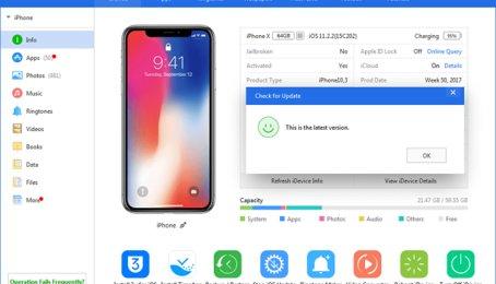 Sao lưu và khôi phục dữ liệu trên iPhone bằng 3uTools, sao lưu iPhone dùng 3uTools, khôi phục dữ liệu iPhone dùng 3uTools