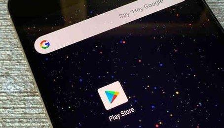 Chế độ nền tối trên Google, chế độ nền tối trên Gmail, chế độ nền tối trên CH Play