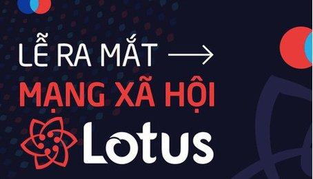 Mạng xã hội Lotus, mạng xã hội của người Việt