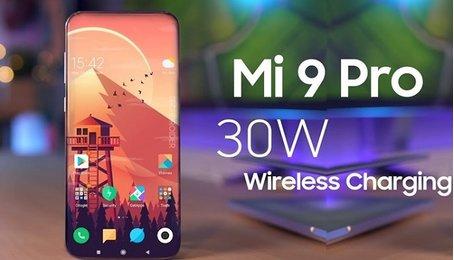 Xiaomi Mi 9 Pro chính thức sẽ có mặt với màn hình cong