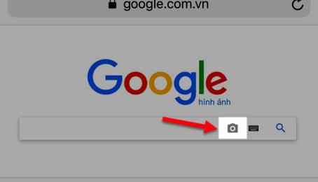 Tìm kiếm bằng hình ảnh trên iPhone, tra cứu hình ảnh trên iPhone