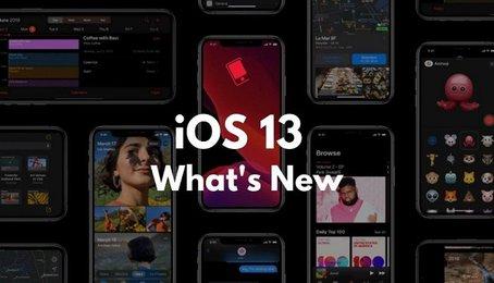 Tính năng nổi bật trên iOS 13 chính thức, những tính năng mới trên iOS 13