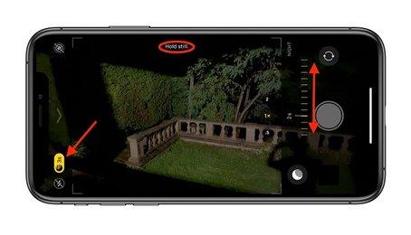 Hướng dẫn sử dụng chế độ chụp đêm trên iPhone 11 và iPhone 11 Pro, Pro Max