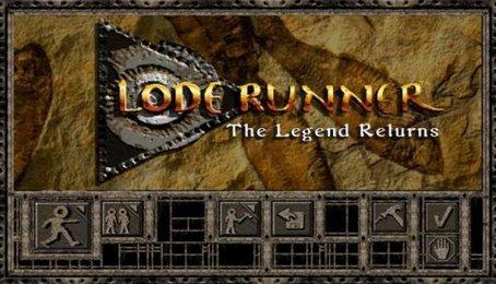 [Classic games] Lode Runner, Game trộm gạo, game hay trên điện thoại, mini game hay trên điện thoại