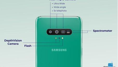 Samsung Galaxy S11 sẽ đẹp như thế này đây...