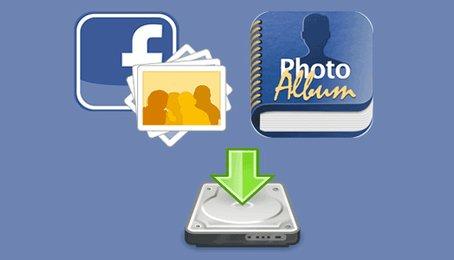 Tải toàn bộ ảnh từ Facebook về Máy tính, Laptop