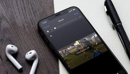 Cách chèn nhạc vào Video trên iPhone iPad, ghép nhạc vào Video trên iPhone iPad