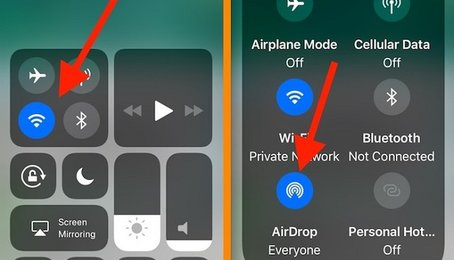 Thủ thuật chia sẻ ảnh qua AirDrop, chia sẻ video qua AirDrop trên iOS 13, chia sẻ ảnh, video gốc qua AirDrop trên iOS 13