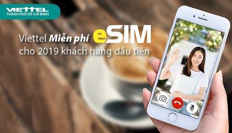 eSIM là gì? Tất cả về eSIM. Cách dùng eSIM cho iPhone Xs, Xr, iPhone 11...