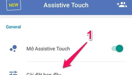 Kích hoạt phím Home ảo trên điện thoại Samsung, bật Assistive Touch trên điện thoại Samsung