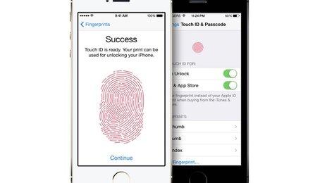 Cài đặt vân tay trên điện thoại iPhone, hướng dẫn cài đặt cảm biến vân tay trên iPhone iPad