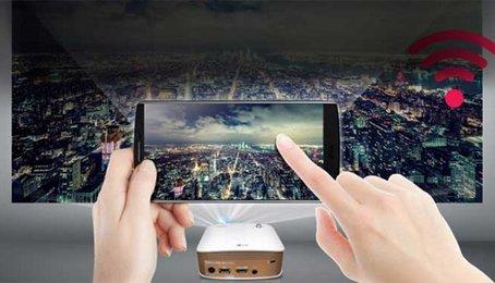 Kết nối điện thoại Android với Máy chiếu