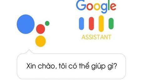 Kích hoạt Google Assistant bằng giọng nói