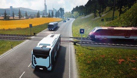 [Game đỗ xe] Bus Simulator - tựa Game đỗ xe hay nhất trên điện thoại
