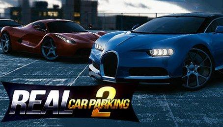 [Game đỗ xe] Real Car Parking 2 - Game đỗ xe hay nhất trên điện thoại