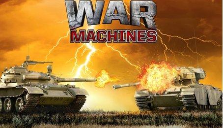 [Games Tank] War Machines - game bắn Tank đồ họa nhẹ, đơn giản cực mượt, đáng trải nghiệm