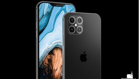 Đây có phải là thiết kế iPhone 12?