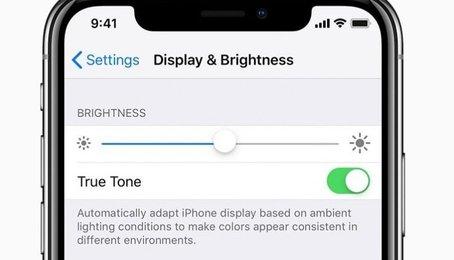 True Tone là gì? Công nghệ màn hình True Tone có lợi ích gì? Chế độ True Tone trên iPhone iPad