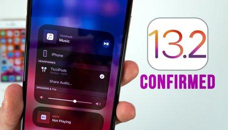 Những tính năng mới nhất trên iOS 13.2, tính năng chụp ảnh mới nhất của iPhone trên iOS 13.2