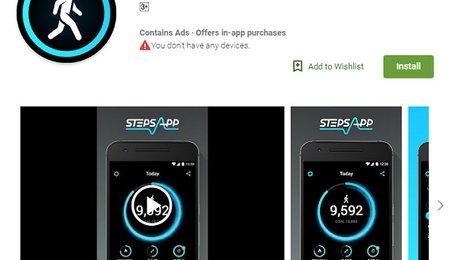 Ứng dụng theo dõi sức khỏe tốt nhất trên điện thoại, ứng dụng đếm số bước chân tốt nhất trên điện thoại