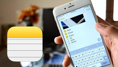 Các bước bật ghi chú ngay ngoài màn hình khóa trên iPhone, truy cập Notes ngay trên màn hình khóa