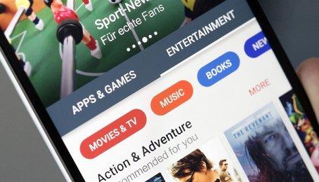 Cách mua game và ứng dụng trên Google Play, CH Play