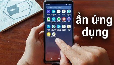 Mẹo ẩn ứng dụng trên điện thoại Android đơn giản nhất