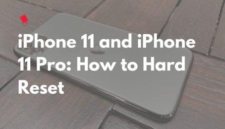 Cách khởi động lại iPhone 11, 11 Pro, Reset iPhone 11, 11 Pro