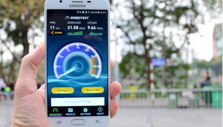 Mẹo xem vùng phủ sóng 4G của tất cả nhà mạng chính xác nhất, mới nhất