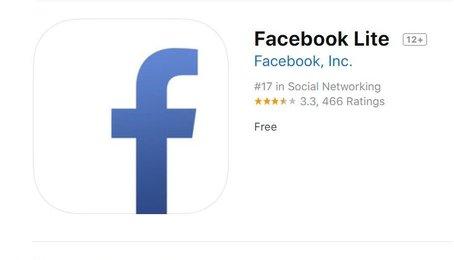 Facebook Lite là gì? Cách tải Facebook Lite trên điện thoại