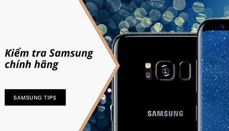 Cách kiểm tra IMEI Samsung chính xác nhất, Check IMEI điện thoại Samsung