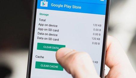 Xóa Caches ứng dụng trên điện thoại Android, Clear caches ứng dụng trên điện thoại Android