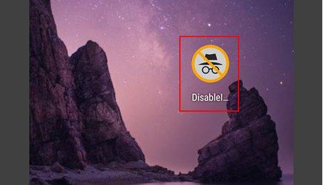 Cách vô hiệu chế độ ẩn danh của Chrome trên điện thoại Android