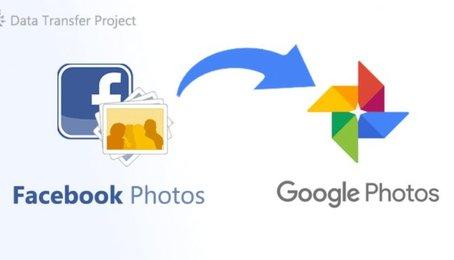 Data Transfer, người dùng sẽ có thể chuyển ảnh từ Facebook sang Google Photos