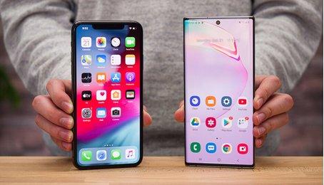 Những smartphone được yêu thích nhất năm 2019 (theo Phone Arena)