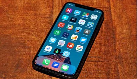 iPhone X nhanh sụt Pin, nguyên nhân và khắc phục iPhone X hao Pin