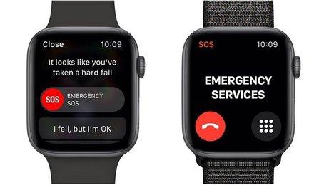 Những trường hợp khẩn cấp có thể dùng với Apple Watch, thủ thuật sử dụng Apple Watch